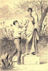 Prosper Mérimée – La Venus d'Ille, edición estadounidense ilustrada de 1906