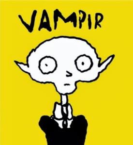 Joann Sfar - Vampir