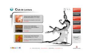 Club de lectura de la Red de Biblioteca Municipales de Valencia
