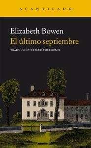 Elizabeth Bowen - El Último Septiembre
