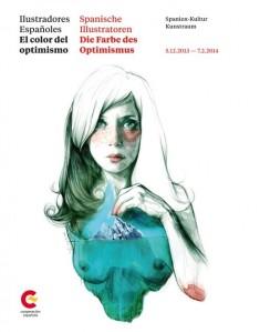 Ilustradores españoles : el color del optimismo