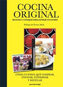 Xavier Landa, Carmen García Romero - Cocina original