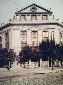 El teatro-circo Olympia de Barcelona