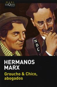 Hermanos Marx - Groucho & Chico abogados