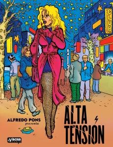 Alfredo Pons - Alta Tensión