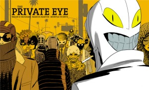Marcos Martín, Montsa Vicente, Brian Vaughan - The Private Eye