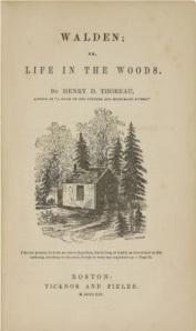 Henry D. Thoreau - Walden