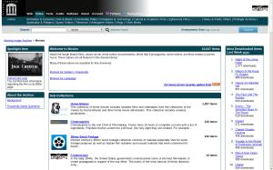 Internet Archive, una fuente inagotable para ver clásicos del cine del Dominio Público