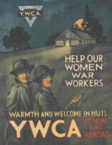 Cartel de propaganda británico (191?)