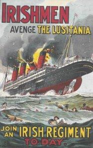 Cartel de propaganda irlandés (1915)
