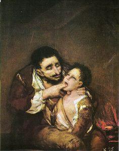 Francisco de Goya - El Lazarillo de Tormes (1808-1812)
