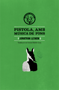 Jonathan Lethem - Pistola, amb música de fons