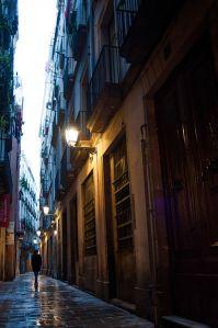 El vecino-policía, The wire y la Barcelona negra