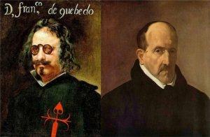 Francisco de Quevedo, Luis de Góngora