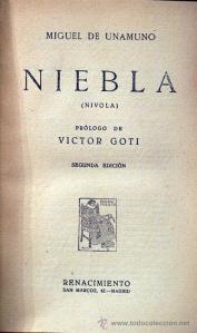 Miguel de Unamuno - Niebla