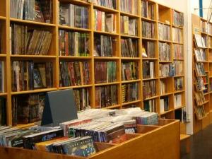 Abre en Barcelona Gigamesh, la librería de género fantástico más grande de Europa