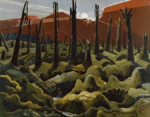 John Nash – We are making a new world (1918)