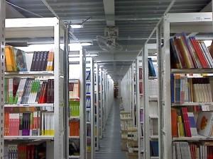 Centro logístico de la Korean Publishers Cooperative en Paju