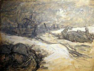 Ernest Salmon – Dans la tranchée (1914-1918)
