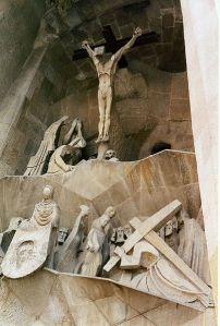 Josep Maria Subirachs - Esculturas de la fachada de la Sagrada Familia (Barcelona)