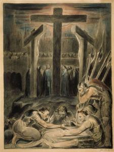 William Blake - Ilustración de la Biblia (1800)