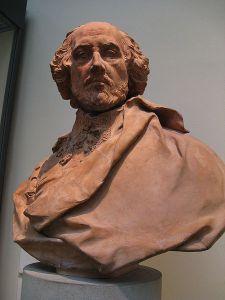 Louis François Roubiliac - William Shakespeare (S. XVIII)