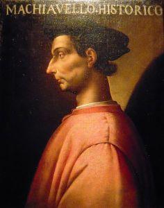 Antonio Maria Crespi Castoldi - Retrato de Niccolò Machiavelli (S.XVII)