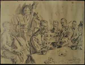 Rudolf Mayr – Música de cámara en un campo de prisioneros (1917)