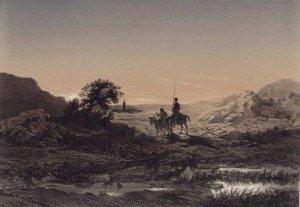 Célestin Nanteuil - Don Quijote