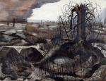 Paul Nash – Wire (1918)
