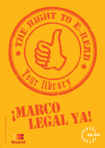 Marco Legal Ya ! El derecho a la lectura digital
