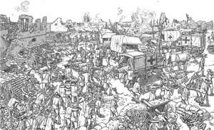 Joe Sacco - La Gran Guerra