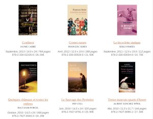 Autores catalanes en el catálogo de la editorial francesa Actes Sud