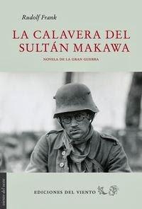 Rudolf Frank - La Calavera del sultán Makawa