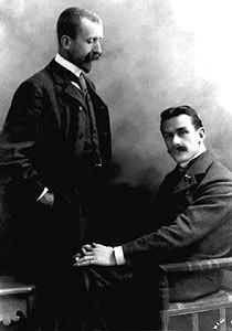 Heinrich y Thomas Mann