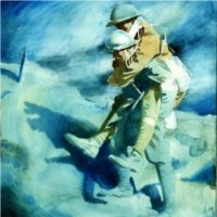 orpen-tommy-and-poilu-200