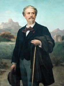 Félix Auguste Clément - Frédéric Mistral