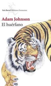 Adam Johnson - El Huérfano