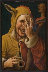 Anónimo flamenco - Laughing Fool (S. XVI)
