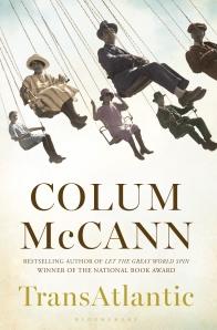 Column McCann - TransAtlantic