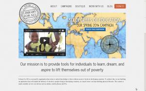 Library for all : una biblioteca en la nube para países en desarrollo