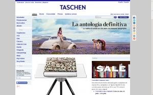 Taschen abre una librería efímera con descuentos de hasta un 75%