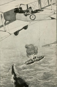 Charles Amory Beach - The Air Service Boys over the Atlantic (1920)