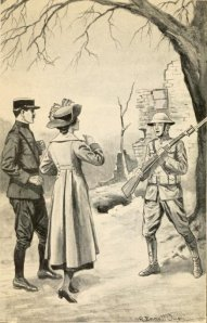 Alice Emerson - Ruth Fielding at the war front, or The Hunt for the lost soldier (1918)