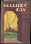 William Faulkner – Soldiers' pay (1926)