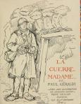 Paul Géraldy – La Guerre, Madame (1918)