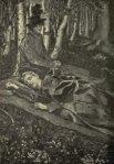 Rebecca West – The Return of the soldier, ilustración de Norman Price (1918)