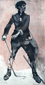Vicente Blasco Ibáñez – Noche servia (1916)