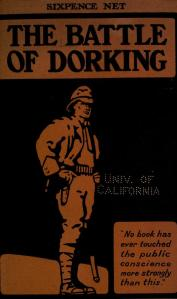 George Tomkyns Chesney – The Battle of Dorking (1914)