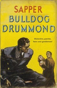 Sapper - Bulldog Drummond (1920)